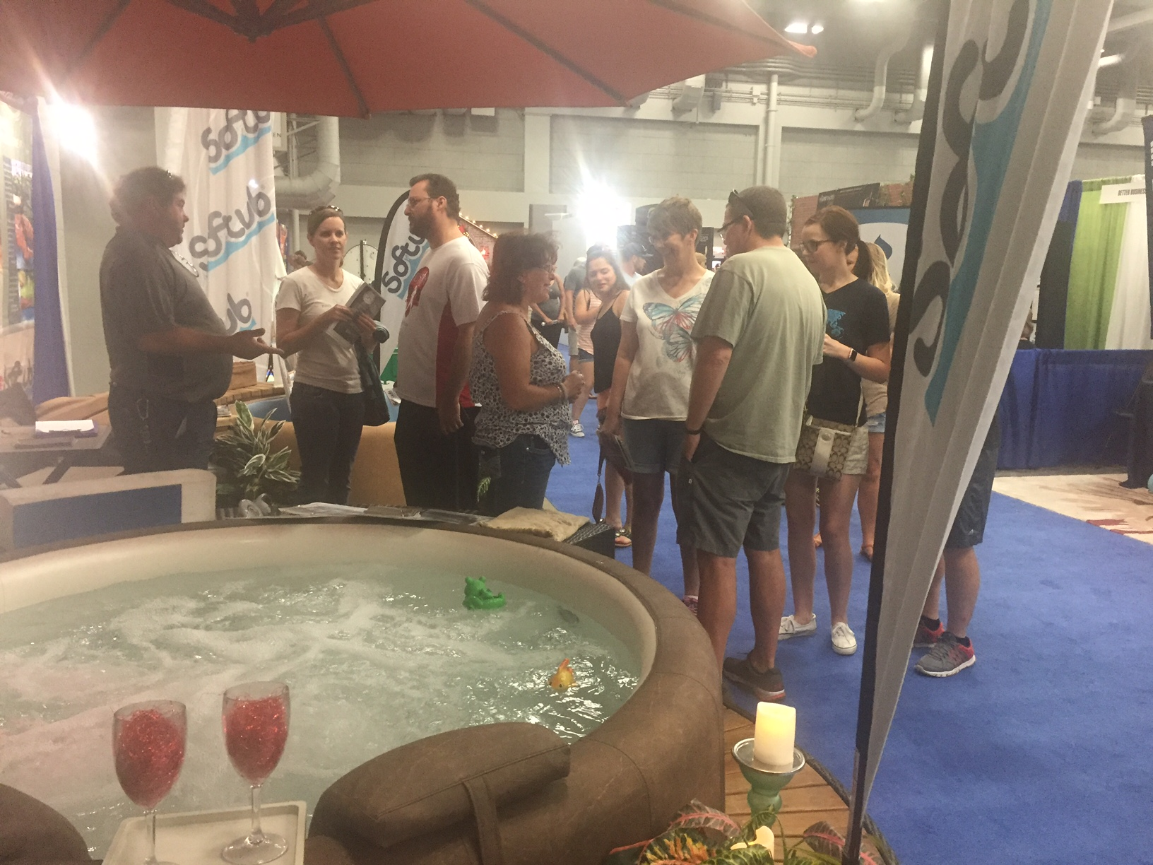 The Austin Convention Center hosted the annual Home and Garden Show Sunday, August 28, 2016._340478