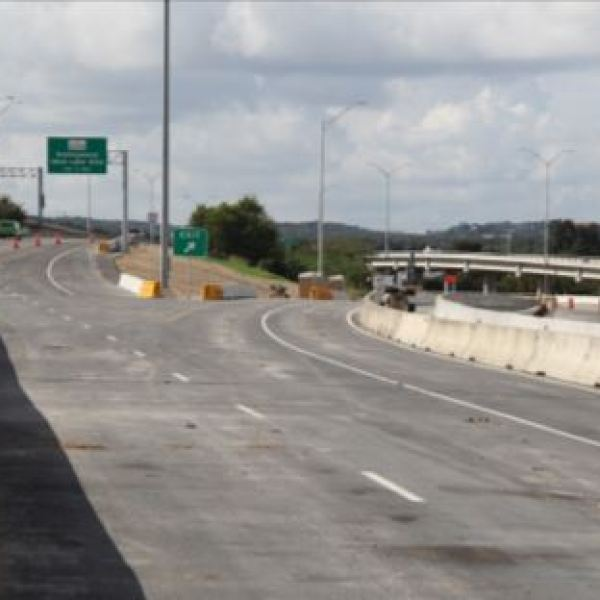 Southbound MoPac exit and lane closures planned Friday night, Nov. 4, 2016_370871