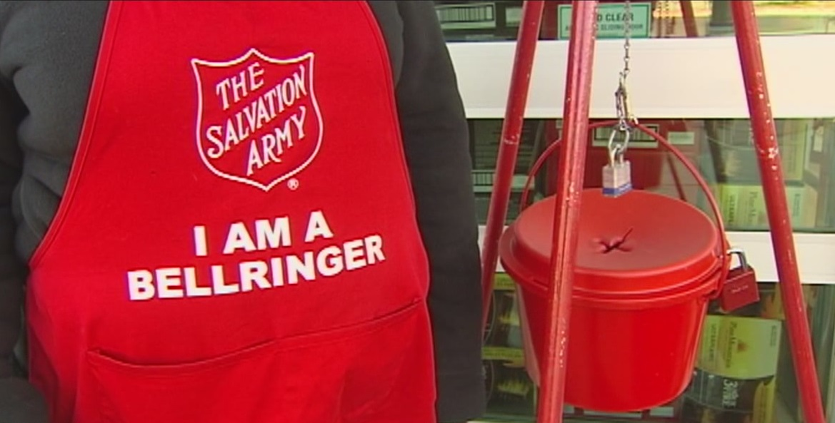 Salvation Army Red Kettle Campaign_378453
