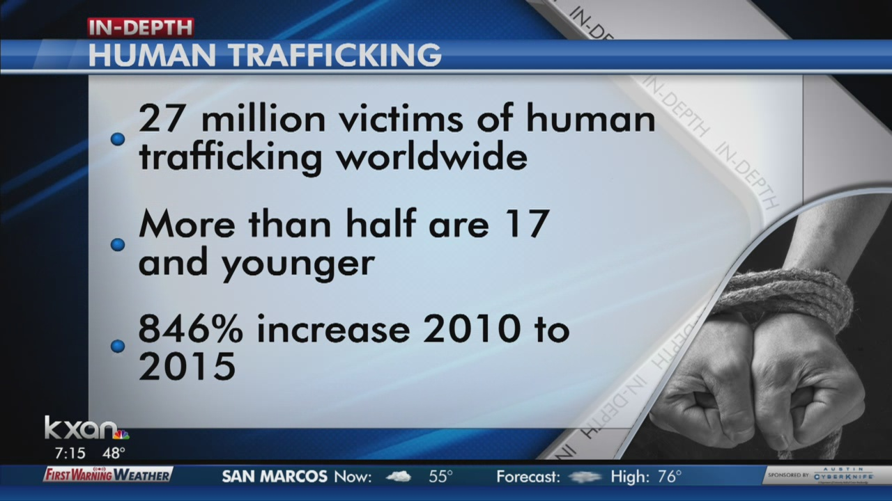 The Refuge working to help local victims of sex trafficking