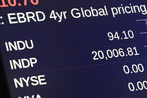 APTOPIX Financial Markets Wall Street_404099