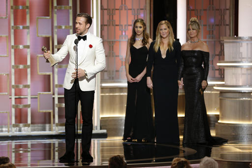 The 74th Annual Golden Globe Awards - Show_396959