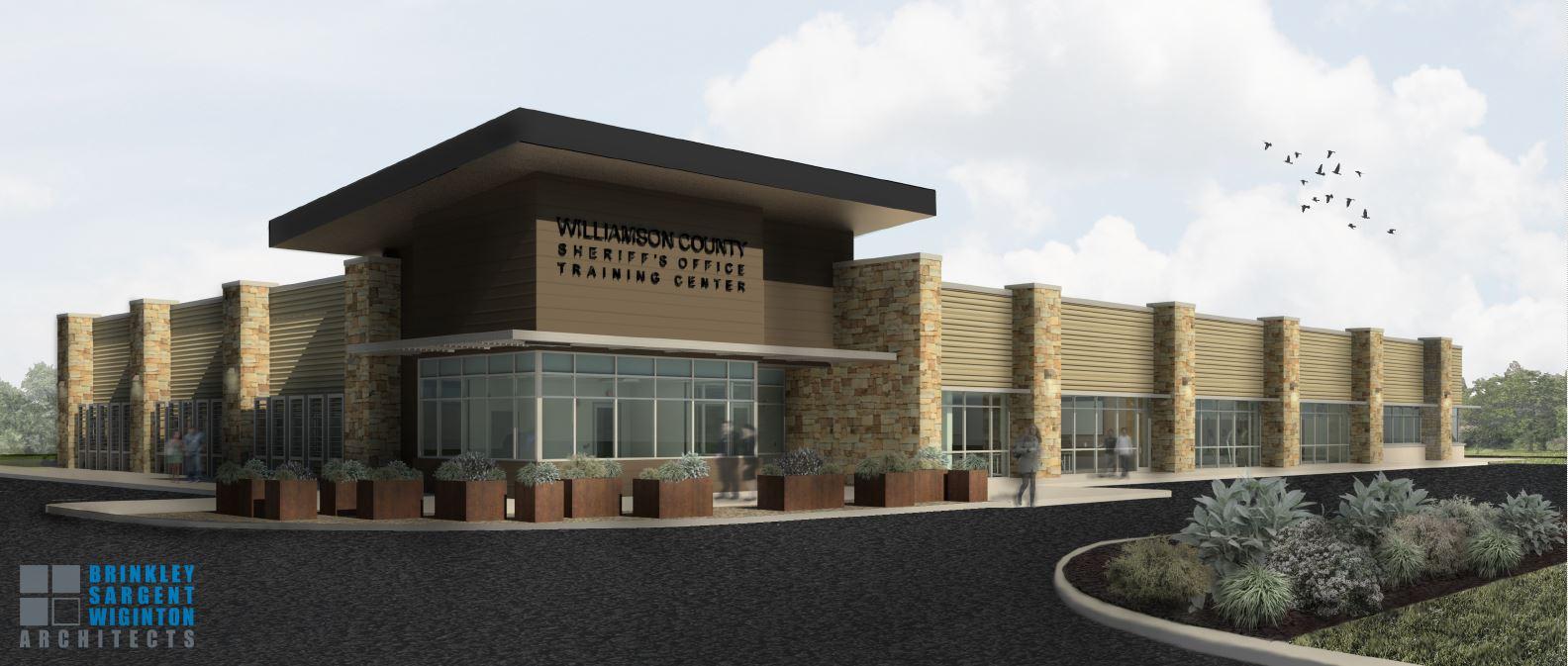 New Williamson County Sheriff's Office Training Center_404976