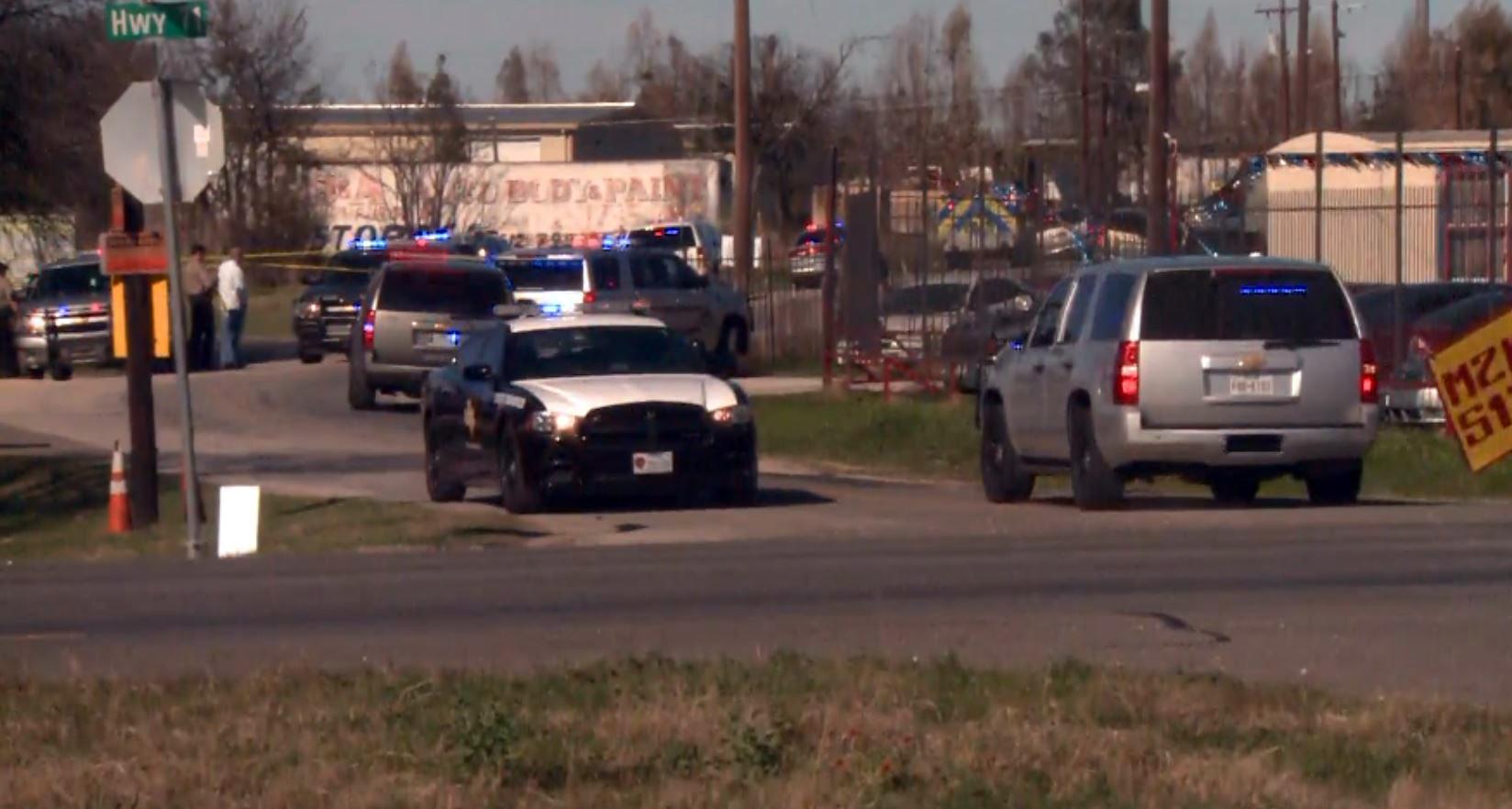 State Highway 71 Deputy involved shooting_419881
