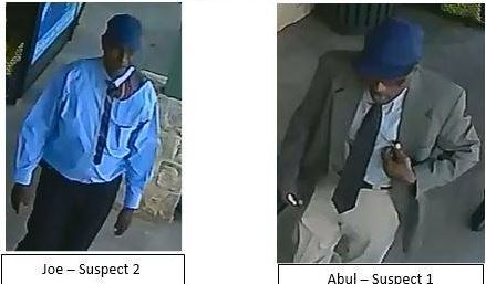 Georgetown robbery suspects_415951