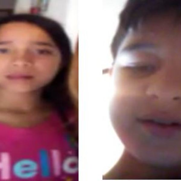 Amber Alert issued for missing El Paso kids Ashley Michelle Estrada and Brandon Jesus Estrada_433961