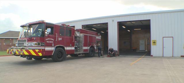 Travis County ESD 11 fire station (KXAN photo)_459104