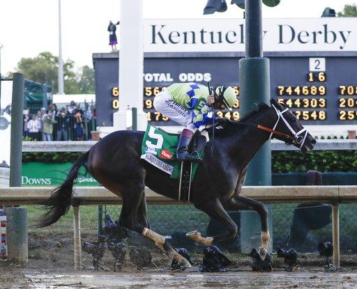 Kentucky Derby Horse Racing_466813