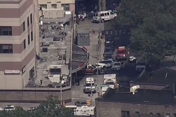 Multiple people shot at a hospital in the Bronx_499089