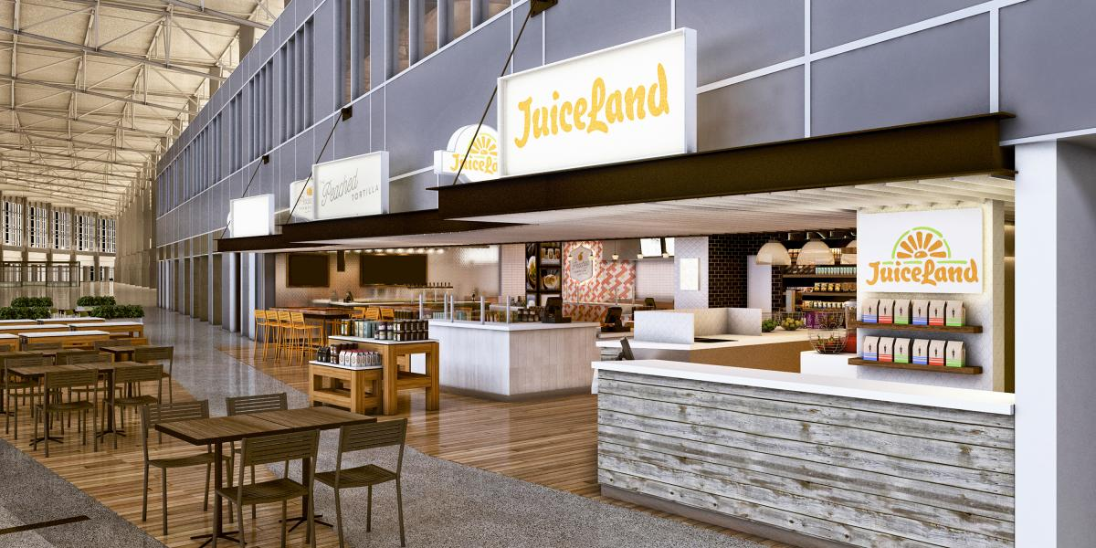 Tacodeli Juiceland Among New Restaurants Opening At Austin