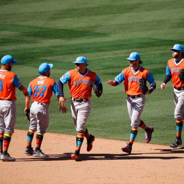 Astros Angels Baseball_534416
