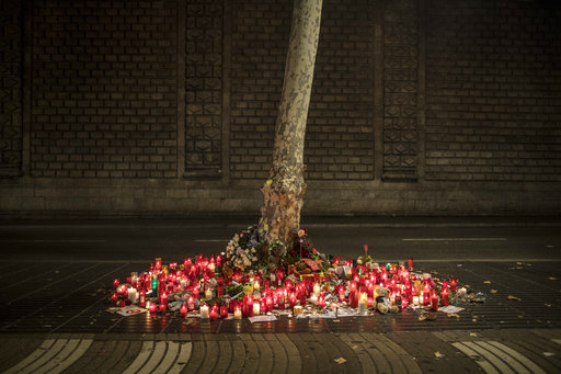 Spain Attacks_529095