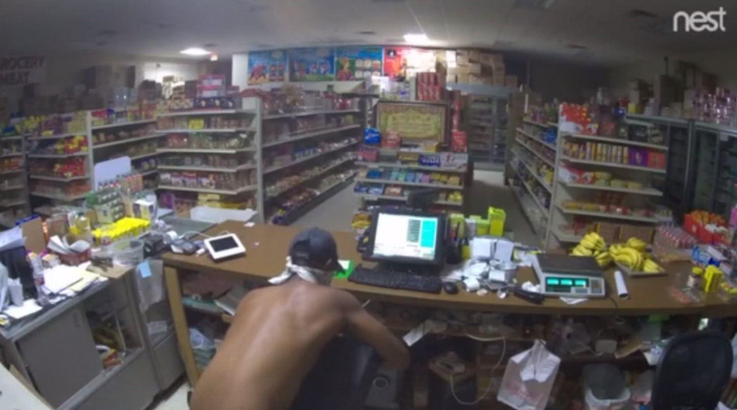 Indo Pak Supermarket Burglary Suspect, Round Rock_553850