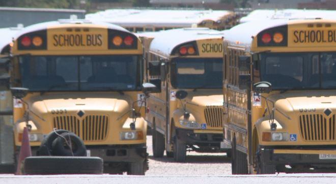 Hays CISD school bus_540402