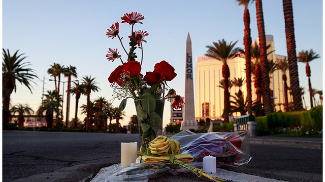 Las Vegas Mourns After Largest Mass Shooting In U.S. History_557611