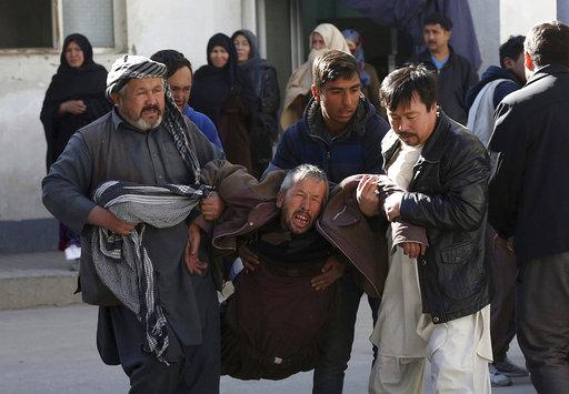 APTOPIX Afghanistan_604506