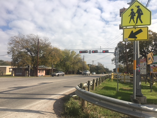 Intersection of Manchaca Rd and FM 1626_590490