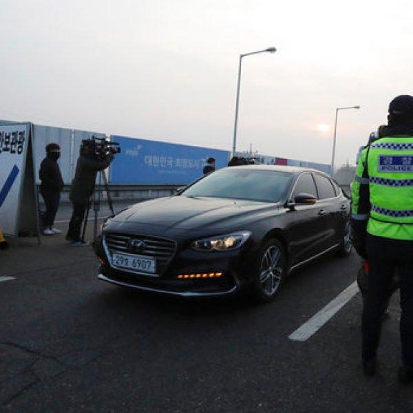 South Korea Koreas Tensions_616837