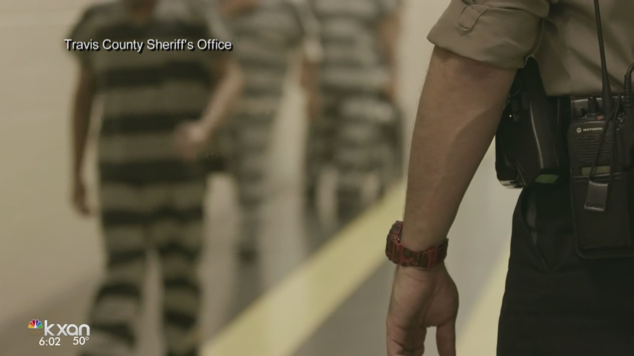 Mental health classes launch at Travis Co. Jail for inmates' families