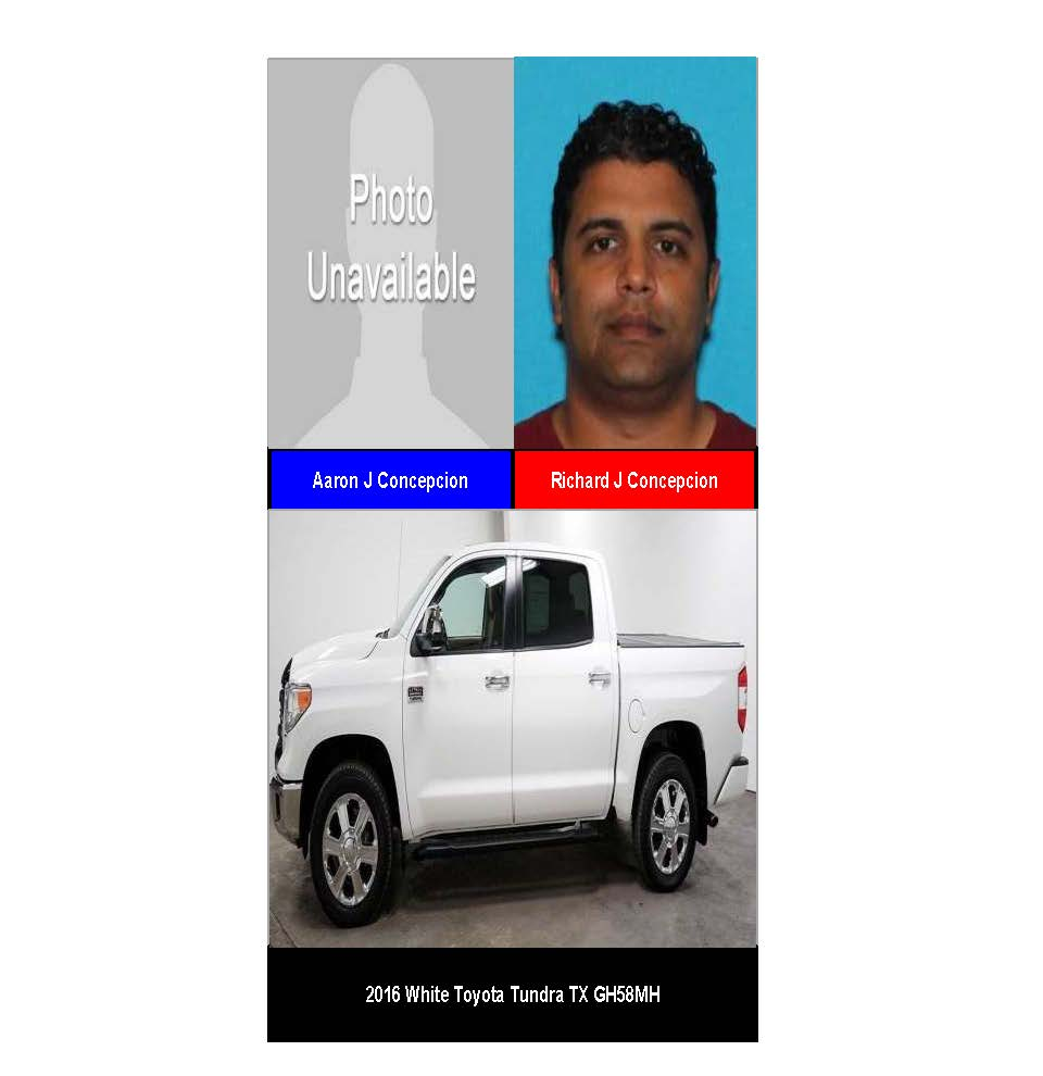 Police issue Amber Alert for Aaron Concepcion_619604