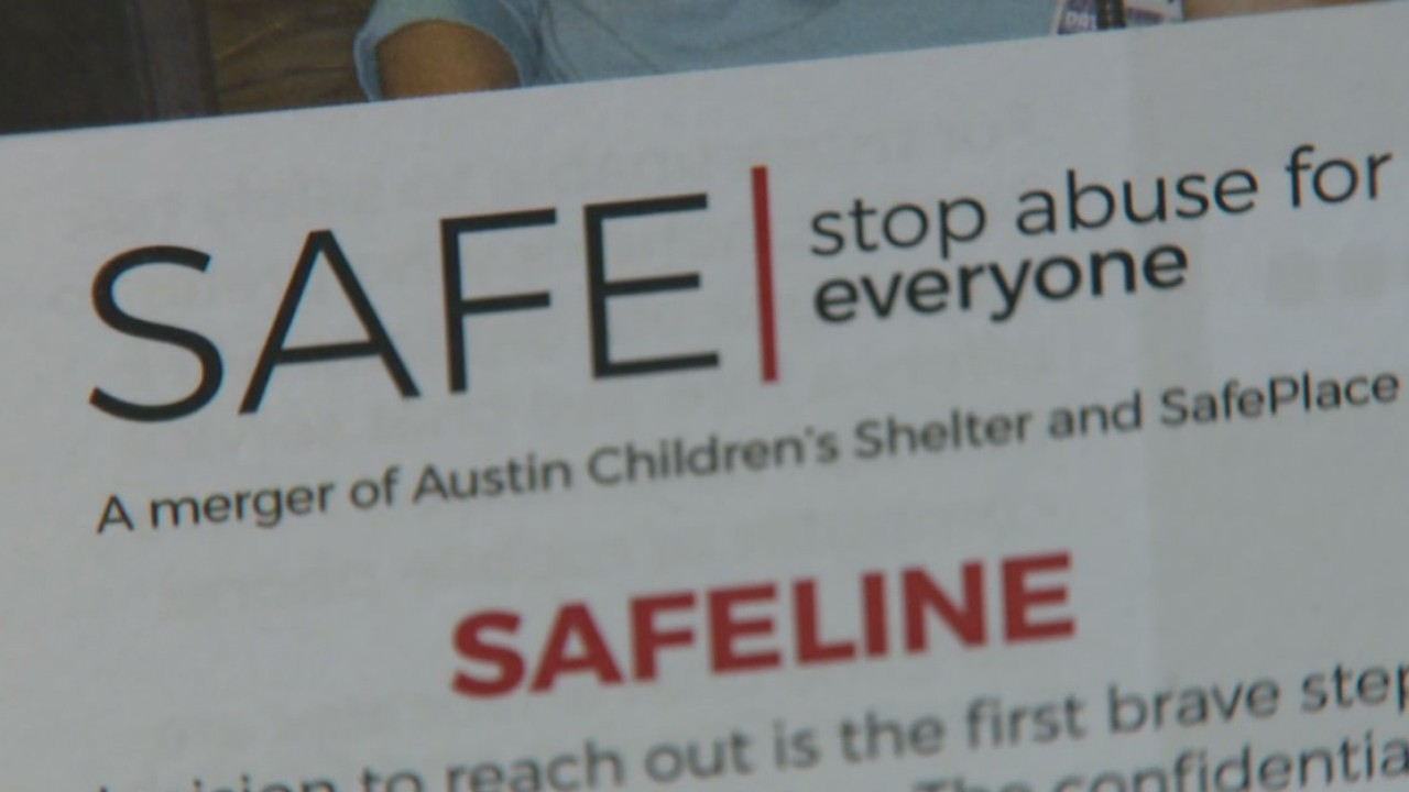 SAFEline lets abuse survivors text for help