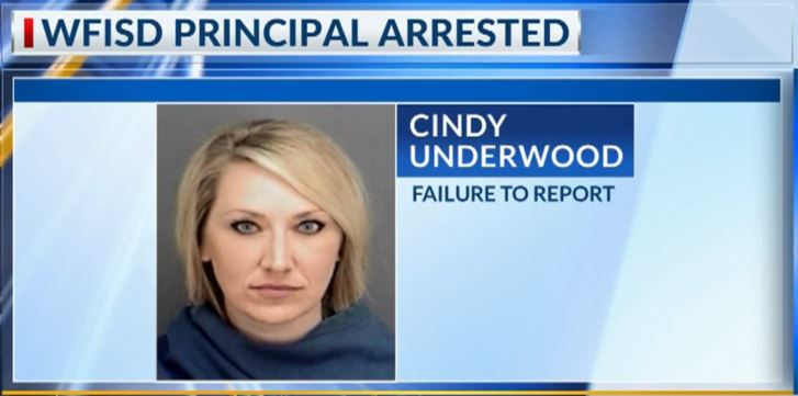 Second Wichita Falls principal charged with failing to