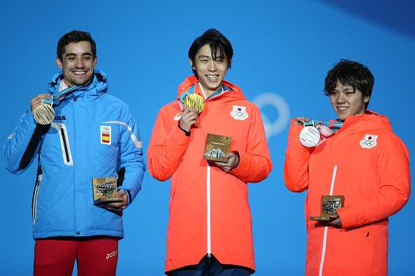 Medal Ceremony – Winter Olympics Day 8_638551