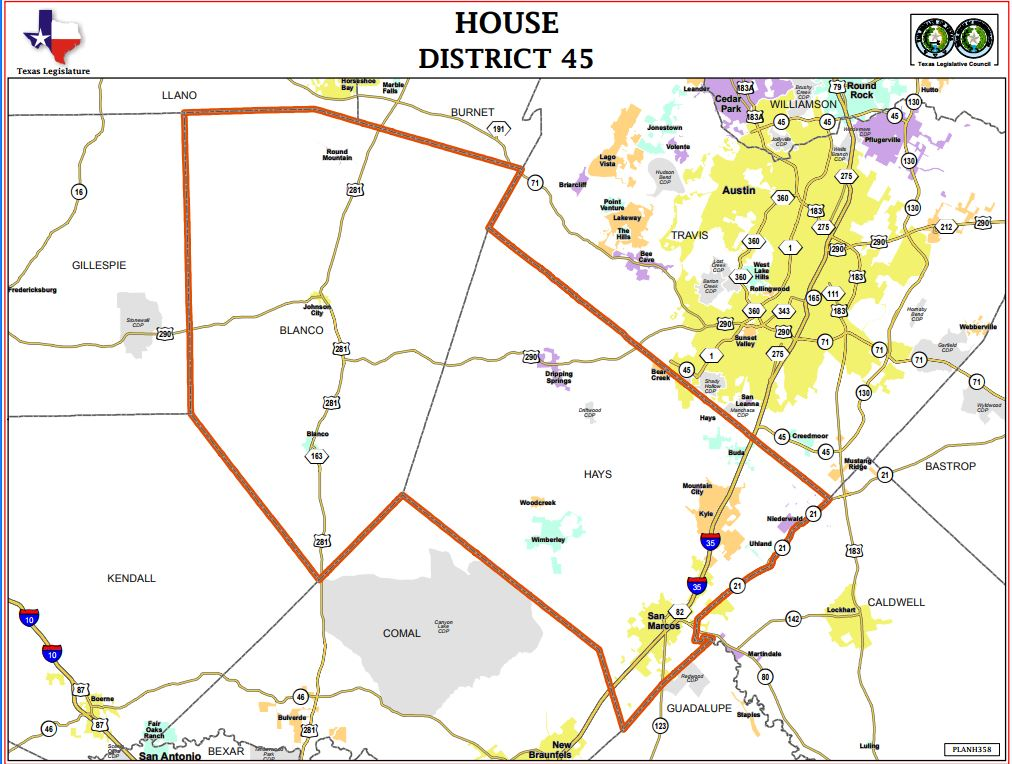 House District 45_640485