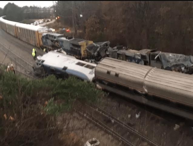 South Carolina Amtrack train crash_628454