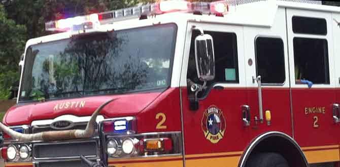 AFD fire truck Austin Fire Department_106934