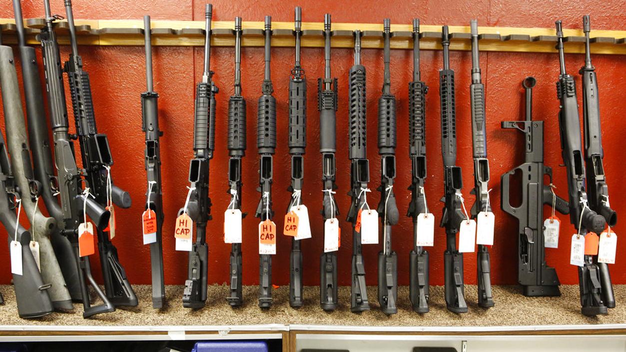 Poll Americans and Guns_646583