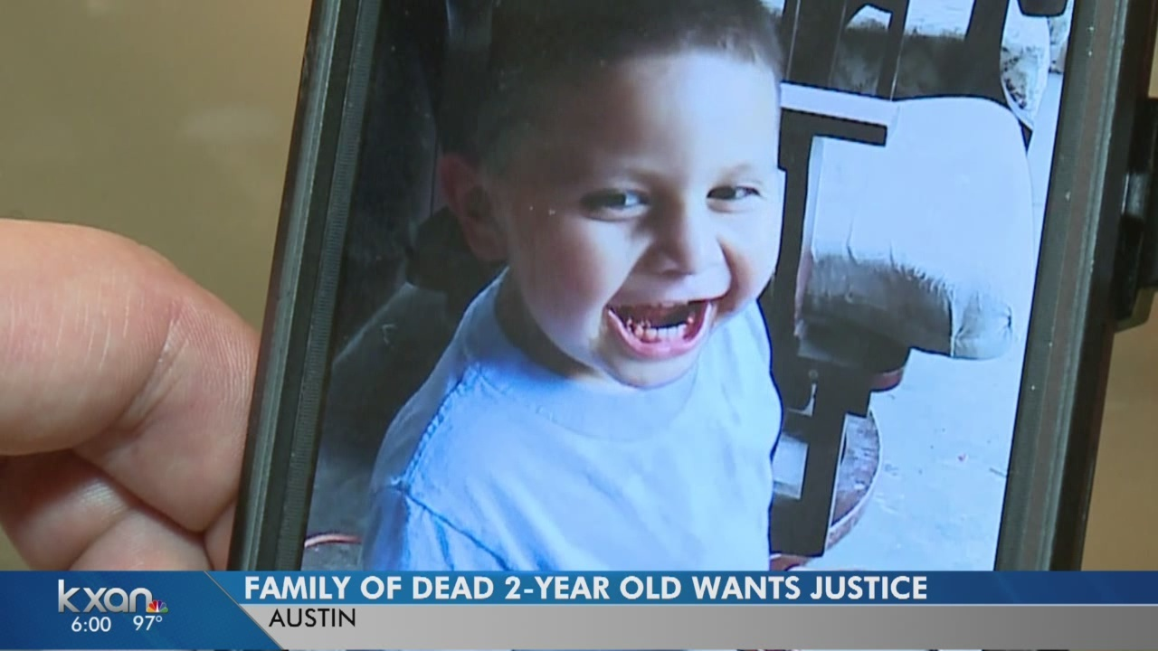 Daniel Leal, father of 2-year-old Noel Leal, talks about his child's murder