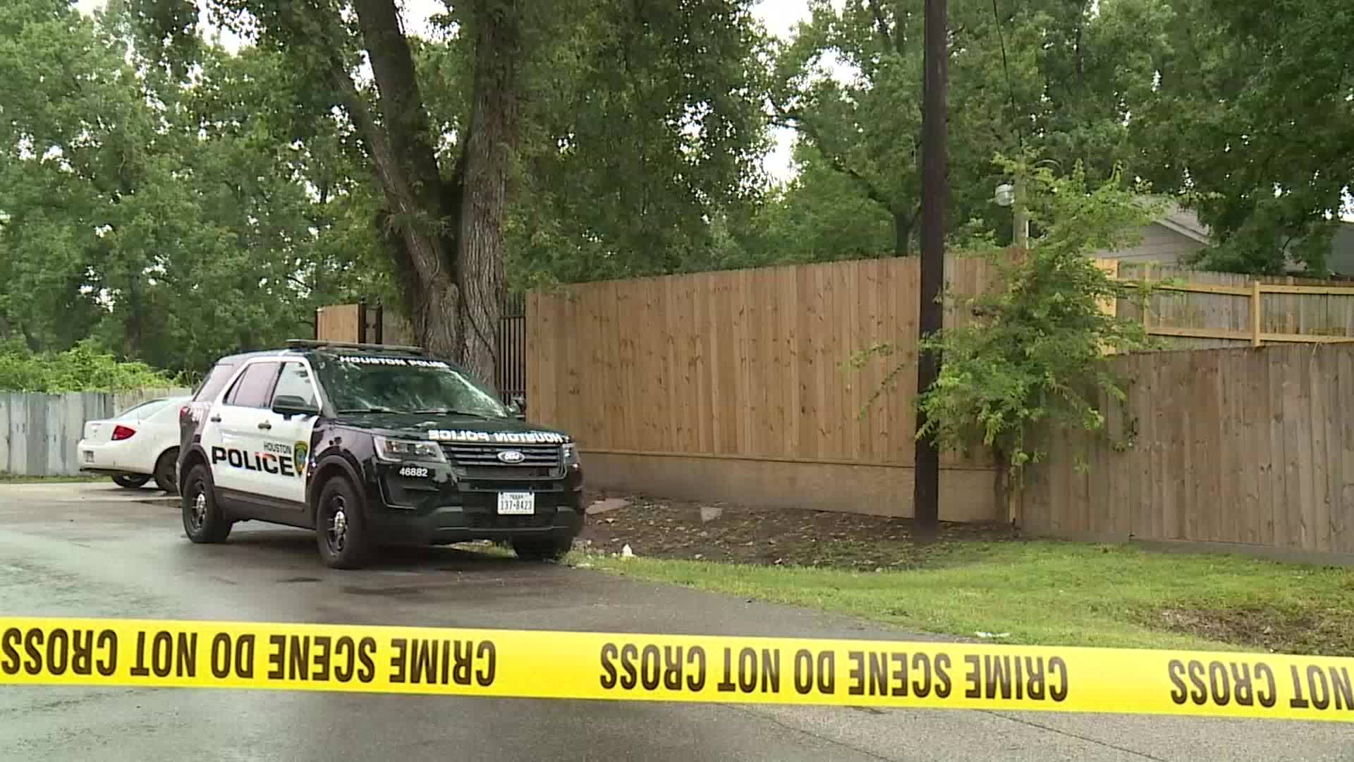 Houston family mourns death of a 2-year-old who died from a self-inflicted gunshot wound