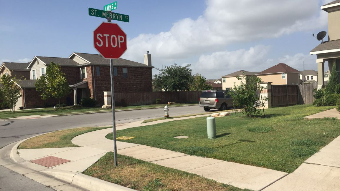 A teen shot Aug. 13, 2018 was found at St. Merryn Road and Barns Trail in northeast Austin