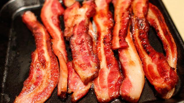 Bacon file photo