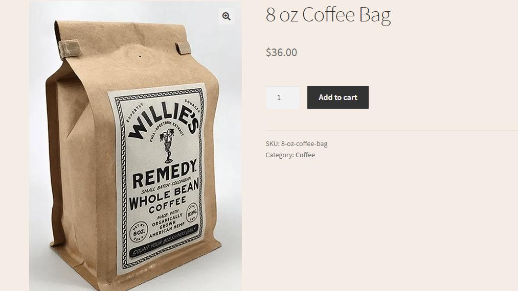 Willie Nelson Coffee