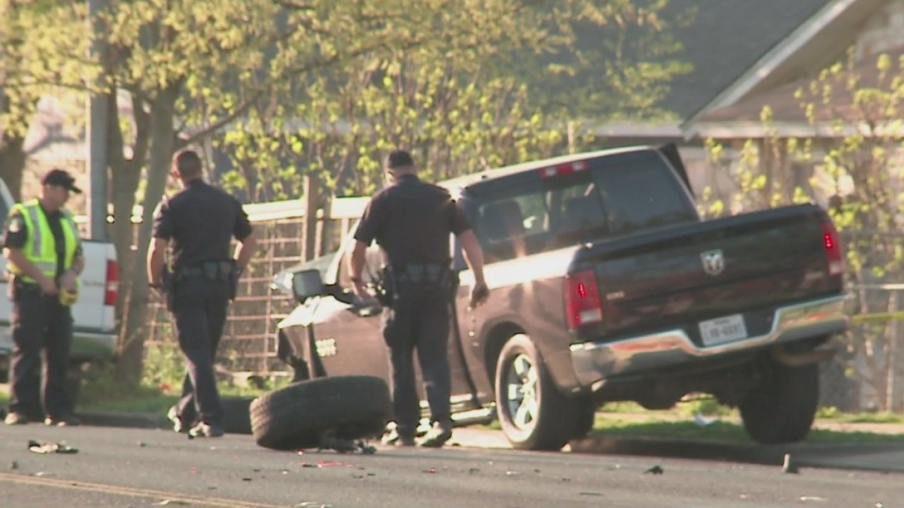 UPDATE: Girl, 5, critical after hit-and-run wreck in south Austin