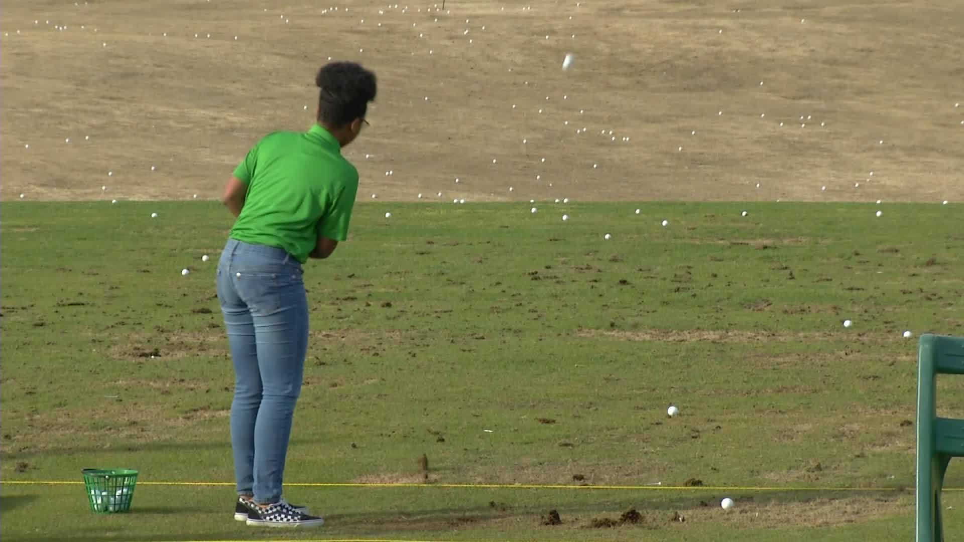 Growing the game of golf for girls