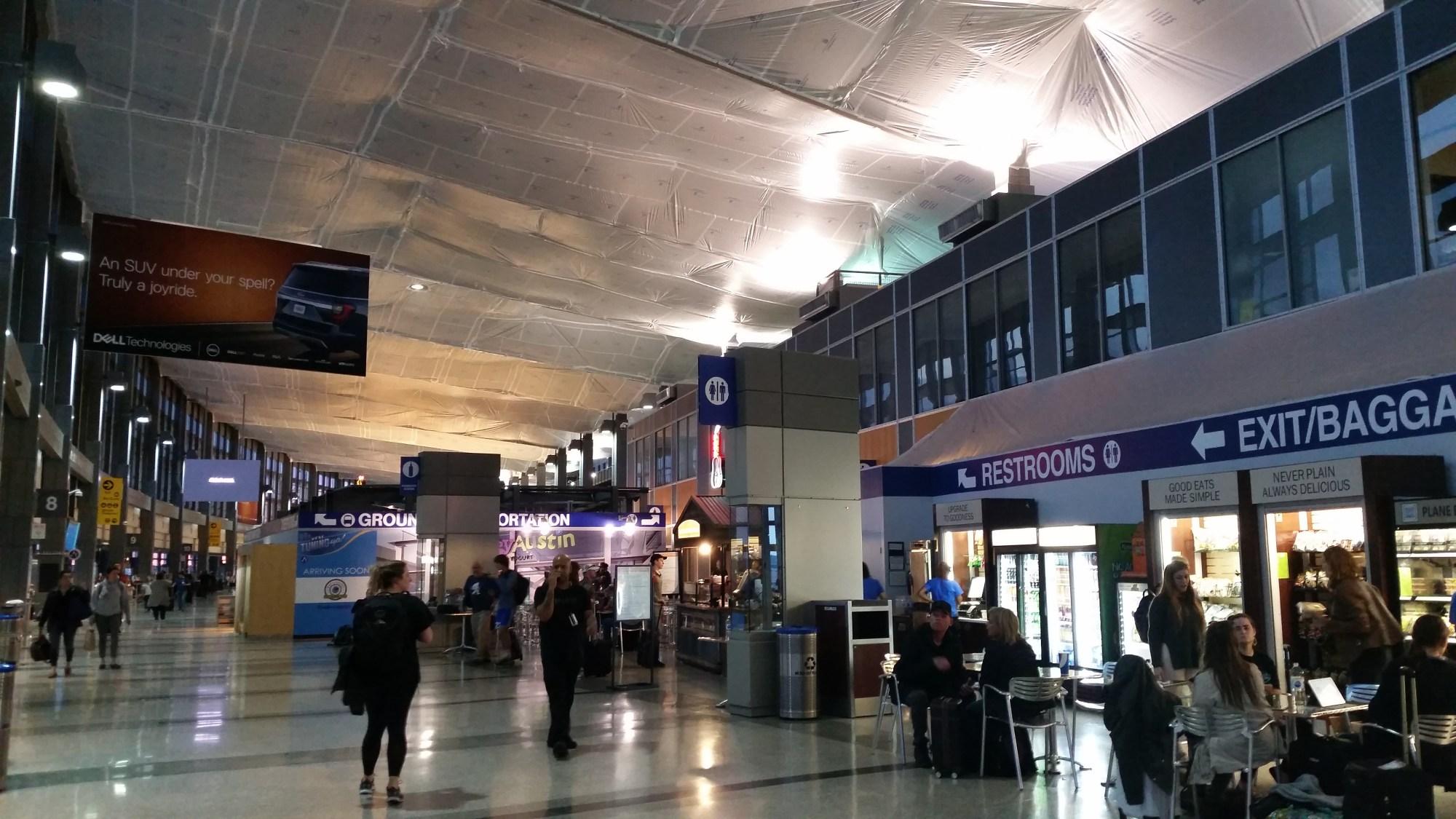 Austin Airport - Austin-Bergstrom International Airport ABIA 3FILE