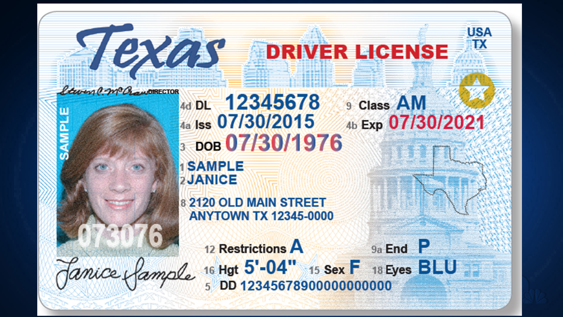 new rule for texas drivers