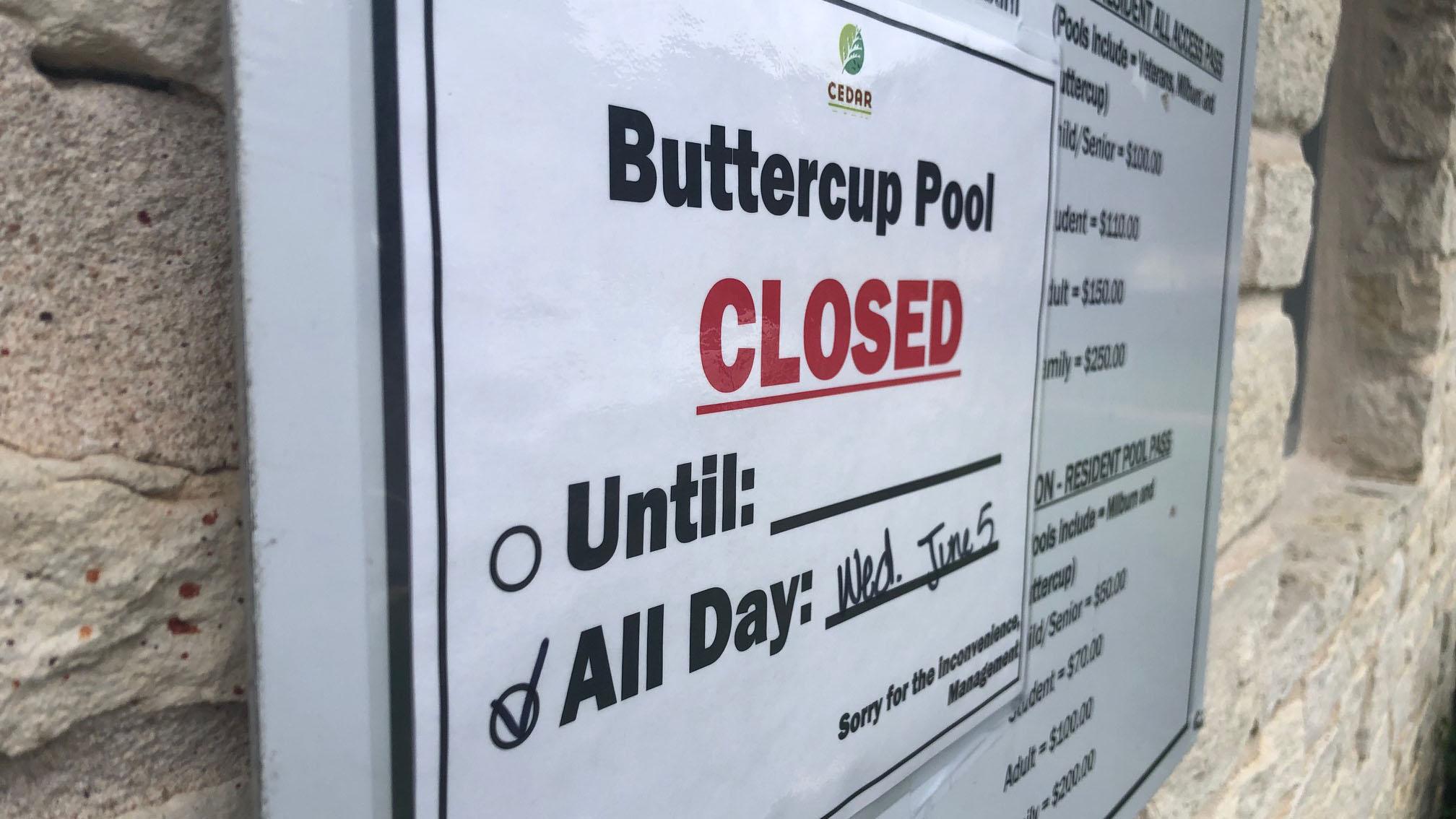 buttercup pool closed sign 652019_1559749619141.jpg.jpg