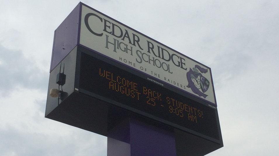 Cedar Ridge High School_167410