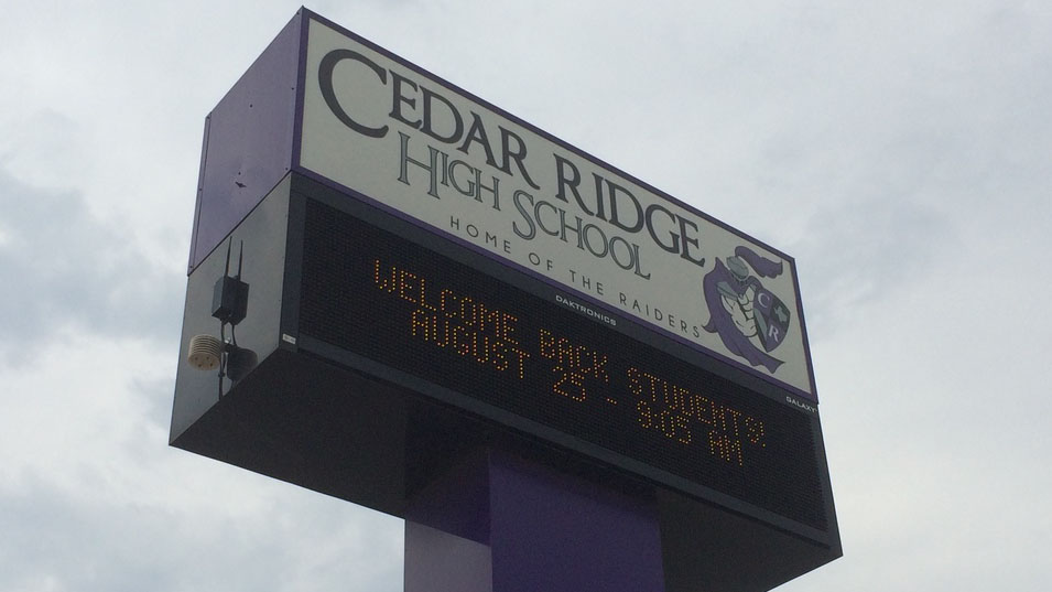 Cedar Ridge High School_167410
