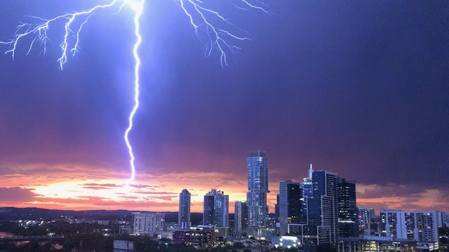 Austin lightning