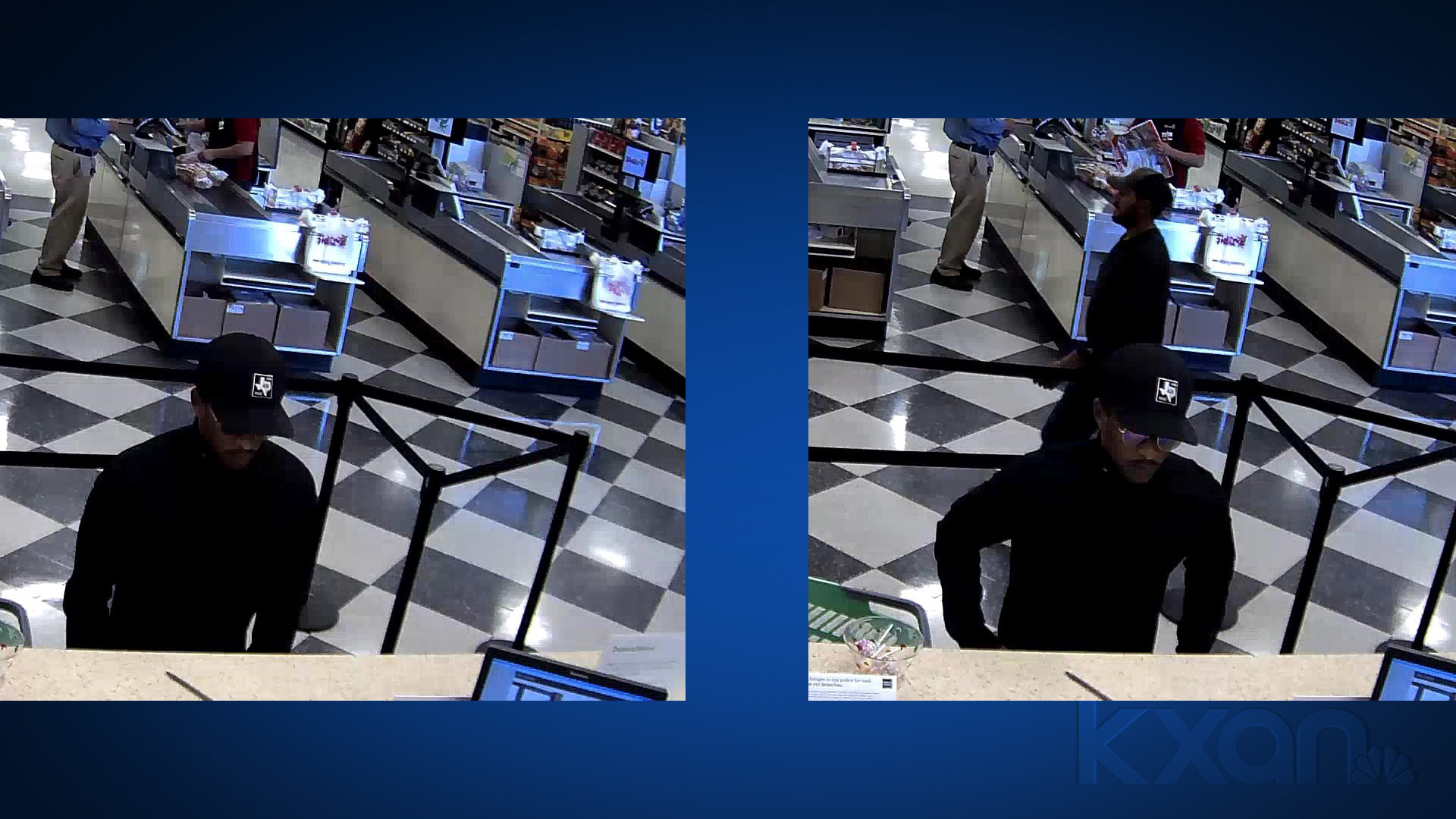 Austin police working with FBI to identify bank robbery