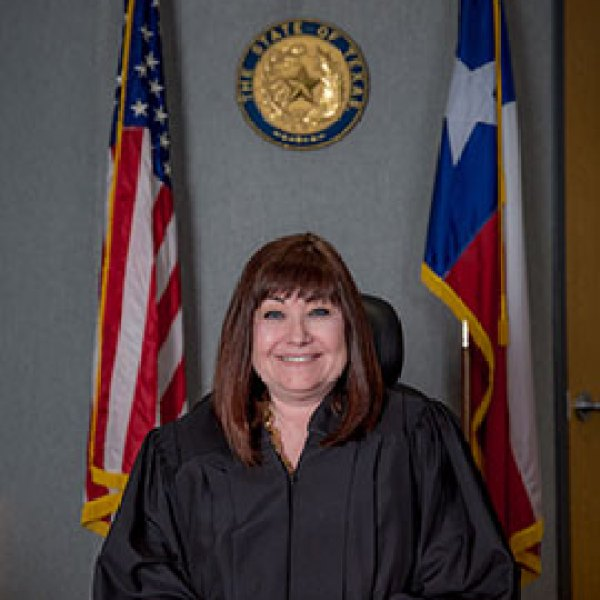 Travis County Criminal Court Judge Chantal Eldridge