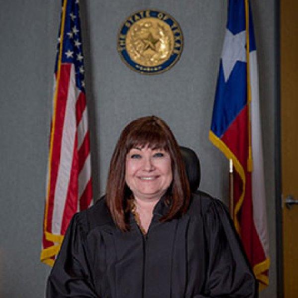 Travis County Criminal Court Judge Chantal Eldridge