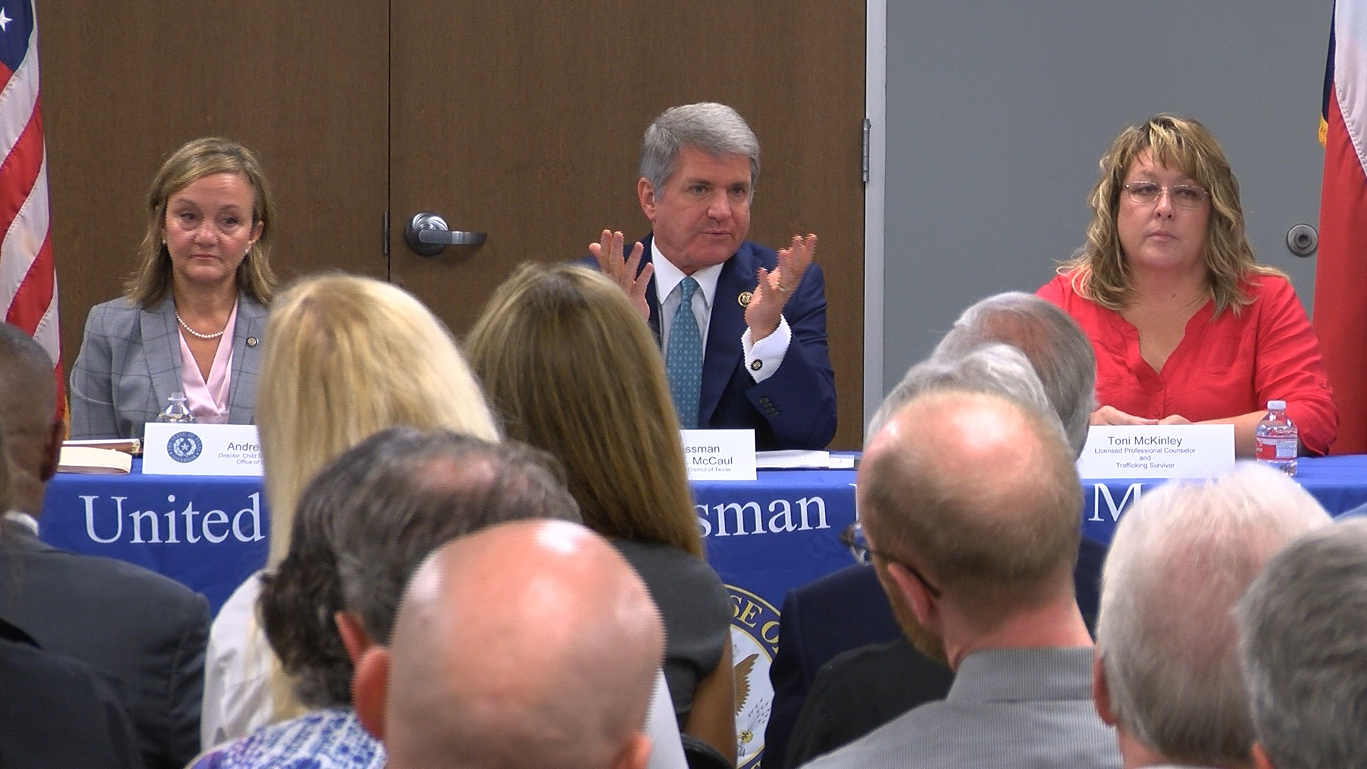 McCaul urges cities to adopt Houston model for combating