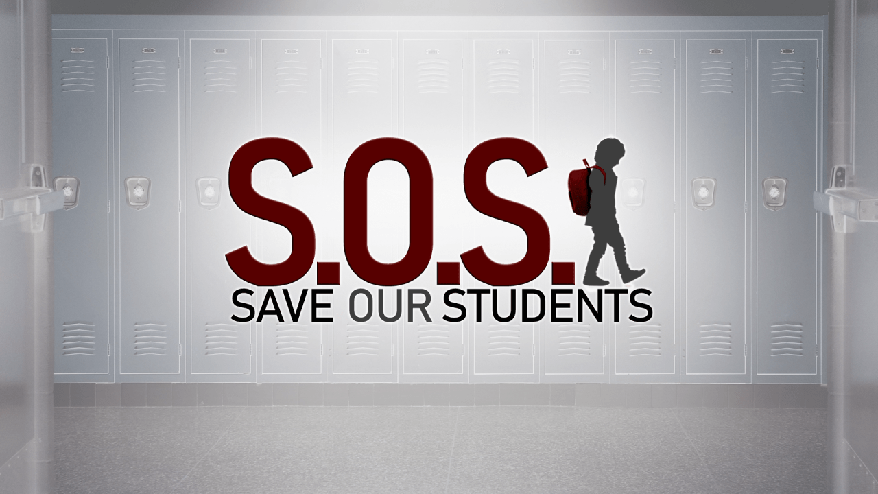 save our students kxan