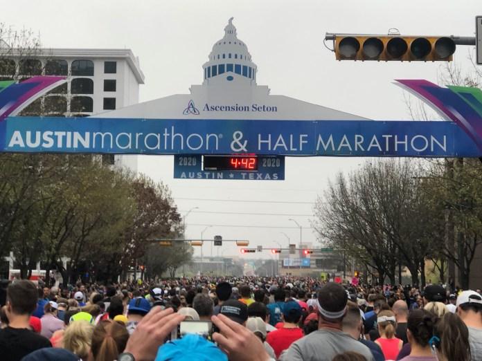 Austin Half Marathon, KXAN Simple Health 5K set for this weekend; 'It's Austin's return to running'